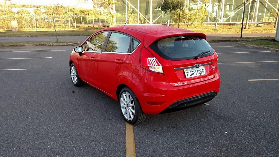 Teste New Fiesta 3