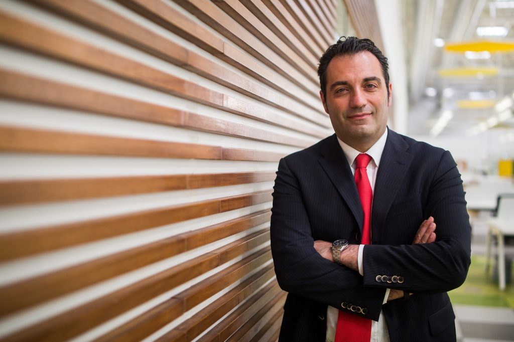 Antonio Filosa, presidente da FCA – Fiat Chrysler Automobiles para a América Latina