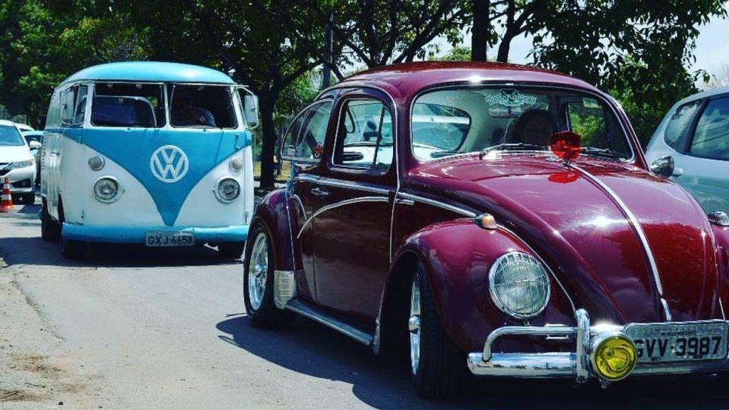 Outros veículos equipados com motor refrigerado a ar, como a Kombi, estarão no encontro