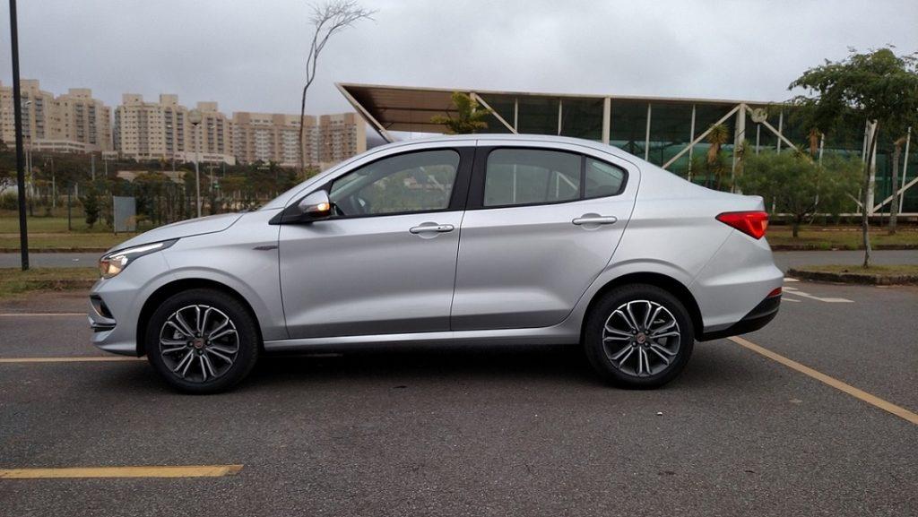 Teste Fiat Cronos 3