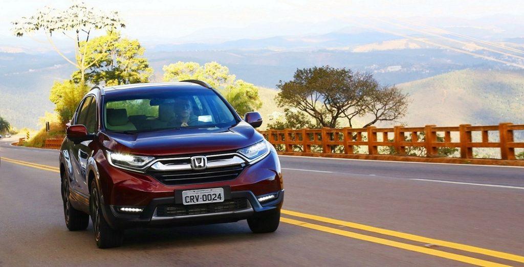 Honda CR-V Teste 10