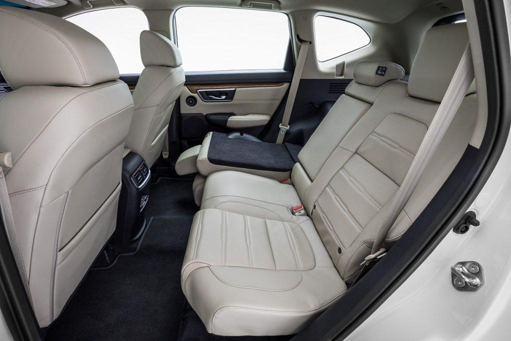 Honda CR-V Teste 15