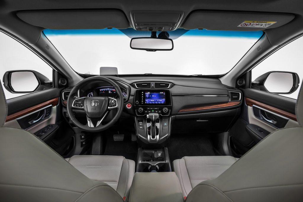 Honda CR-V Teste 16