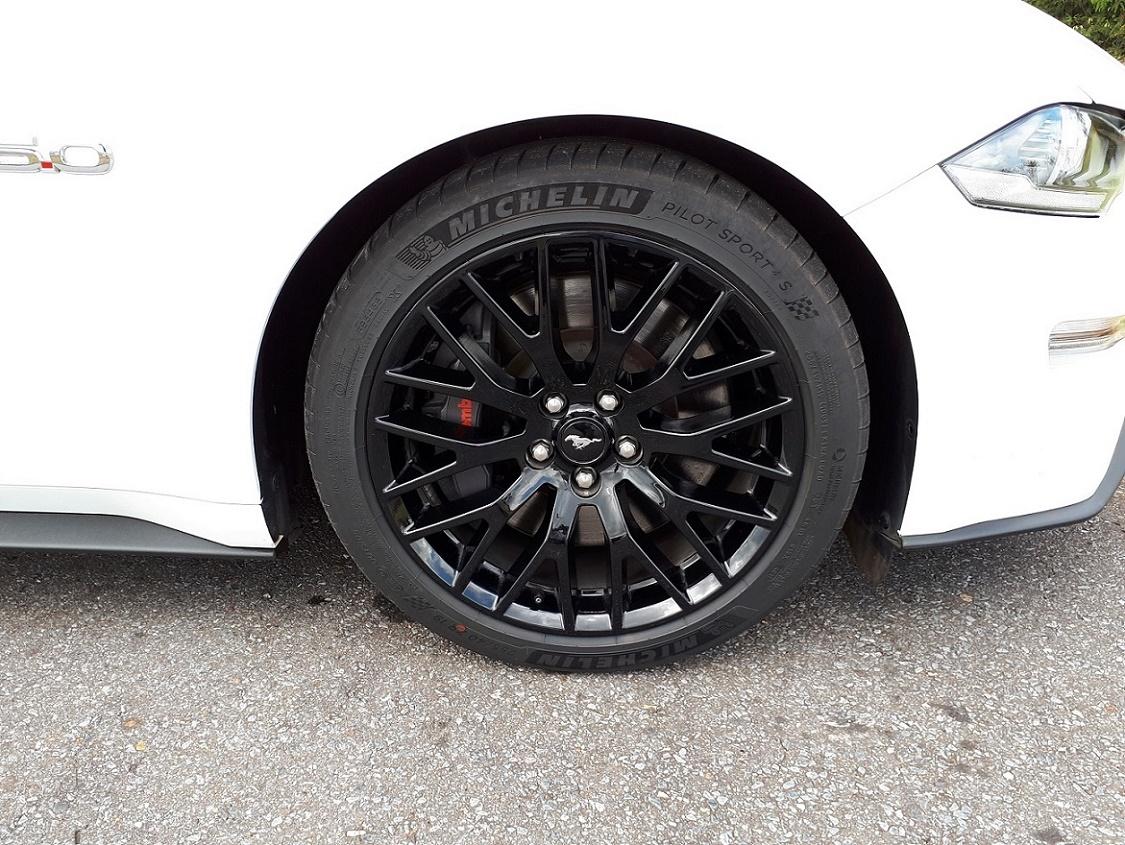 Mustang 2018 7