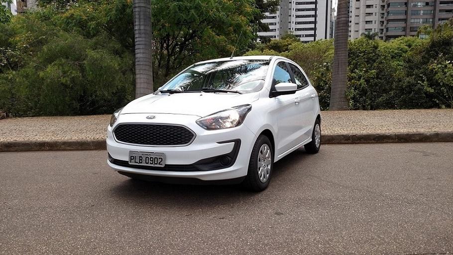 Teste - Ford Ka 102018 1