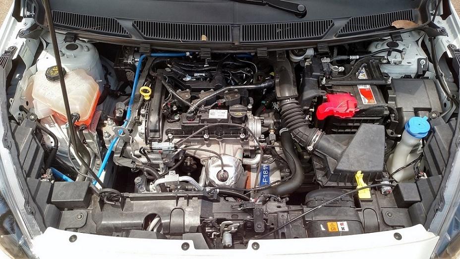 Teste - Ford Ka 102018 5