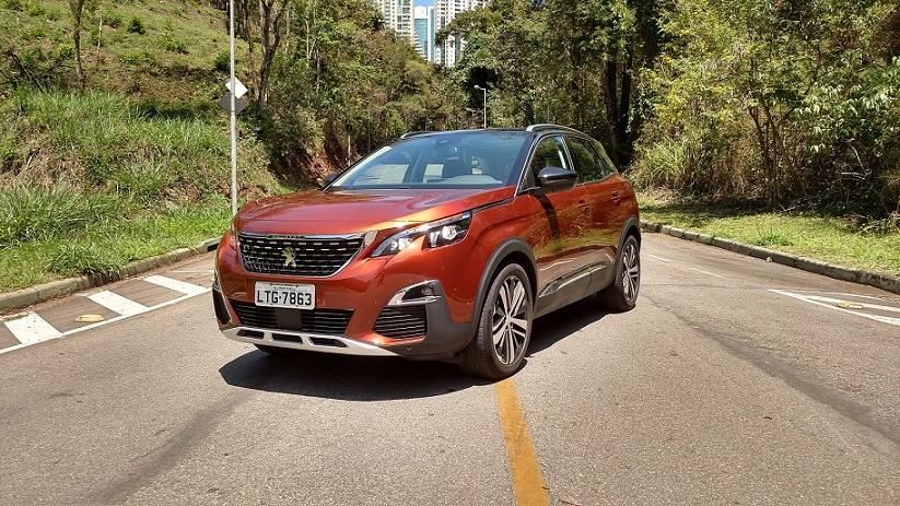 Teste - Peugeot 3008 1