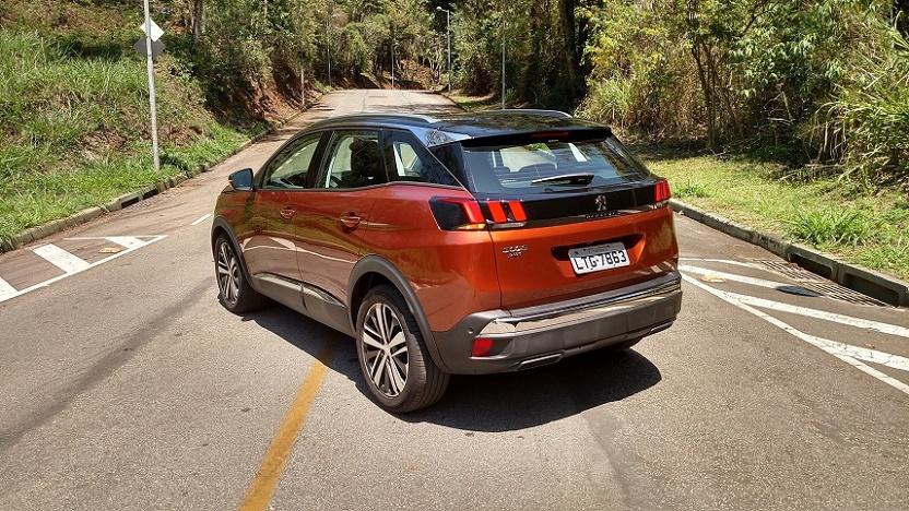 Teste - Peugeot 3008 3