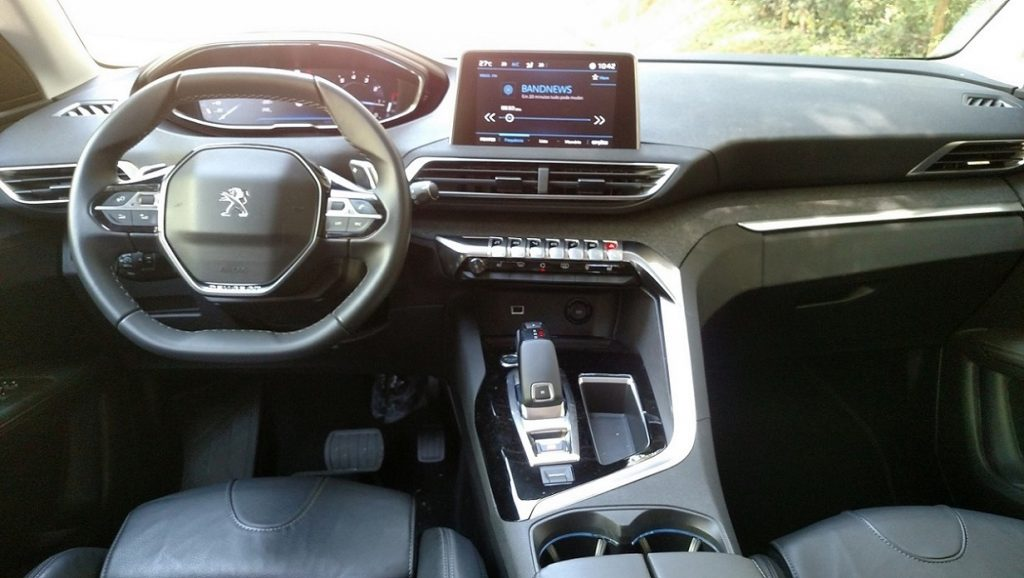 Teste - Peugeot 3008 5