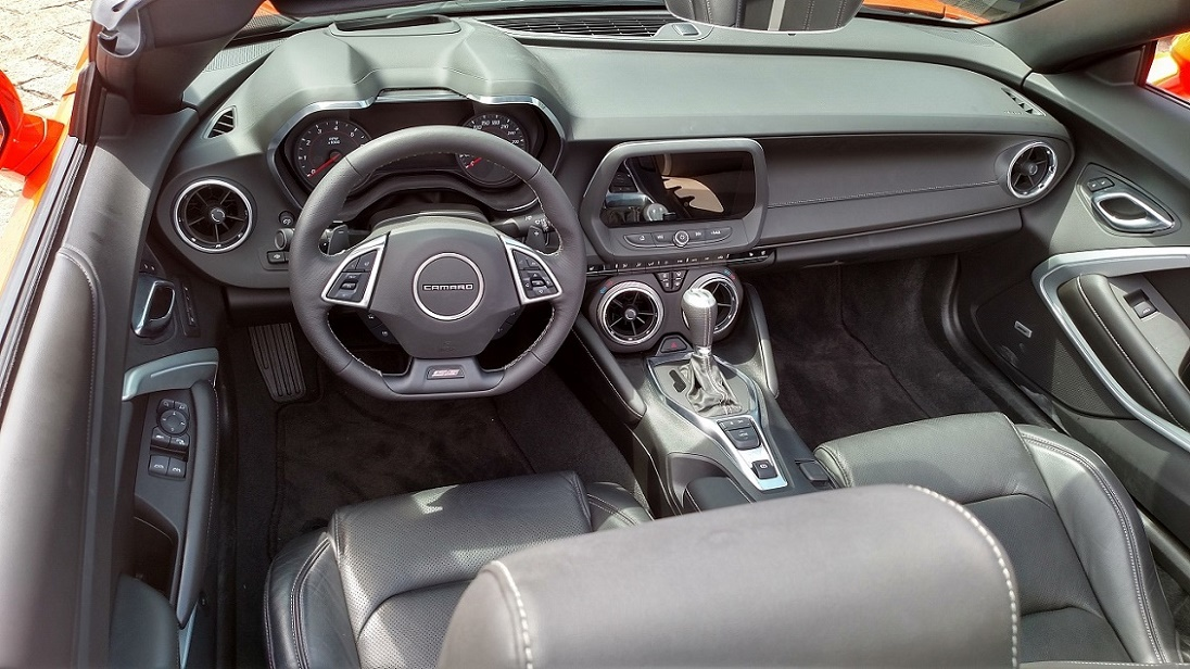 Novo Camaro 10
