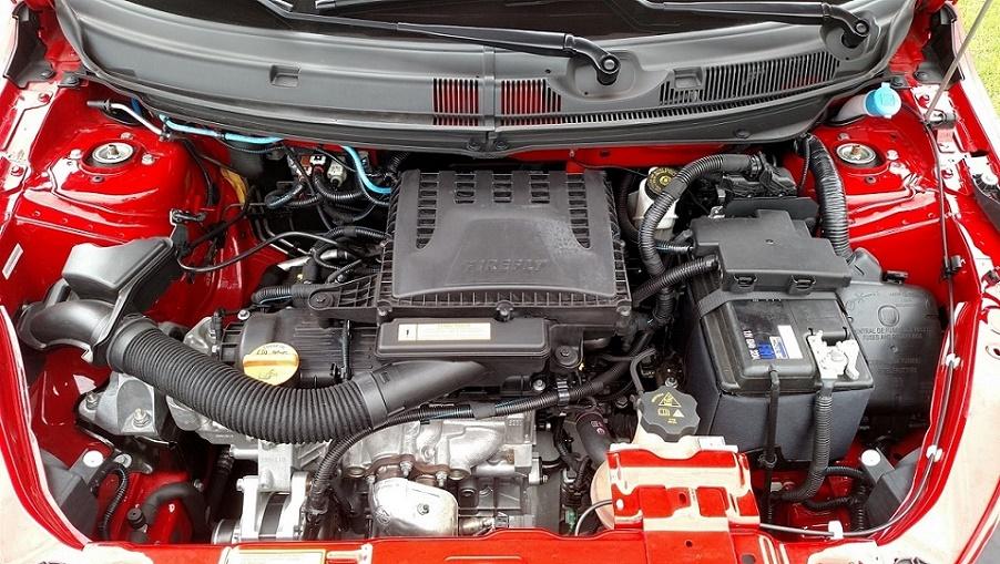 Teste - Fiat Cronos 1.3 4
