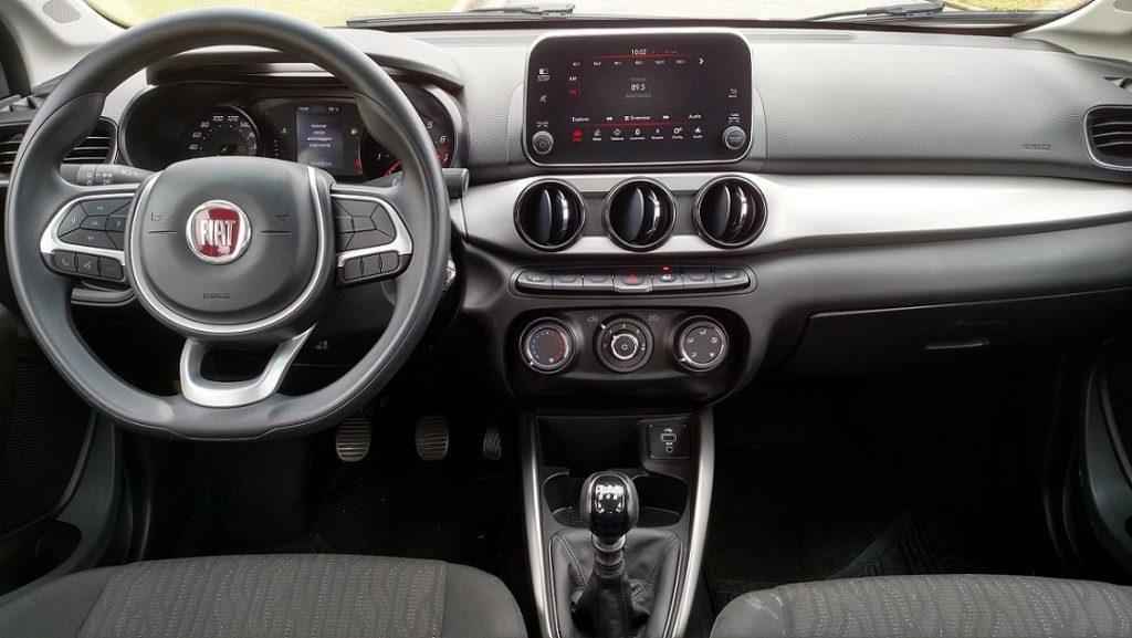 Teste - Fiat Cronos 1.3 7