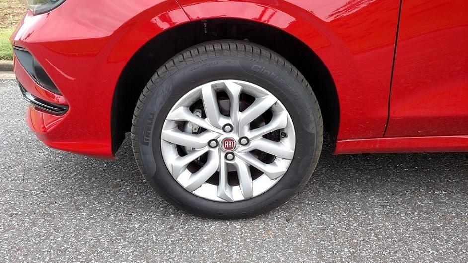 Teste - Fiat Cronos 1.3 9