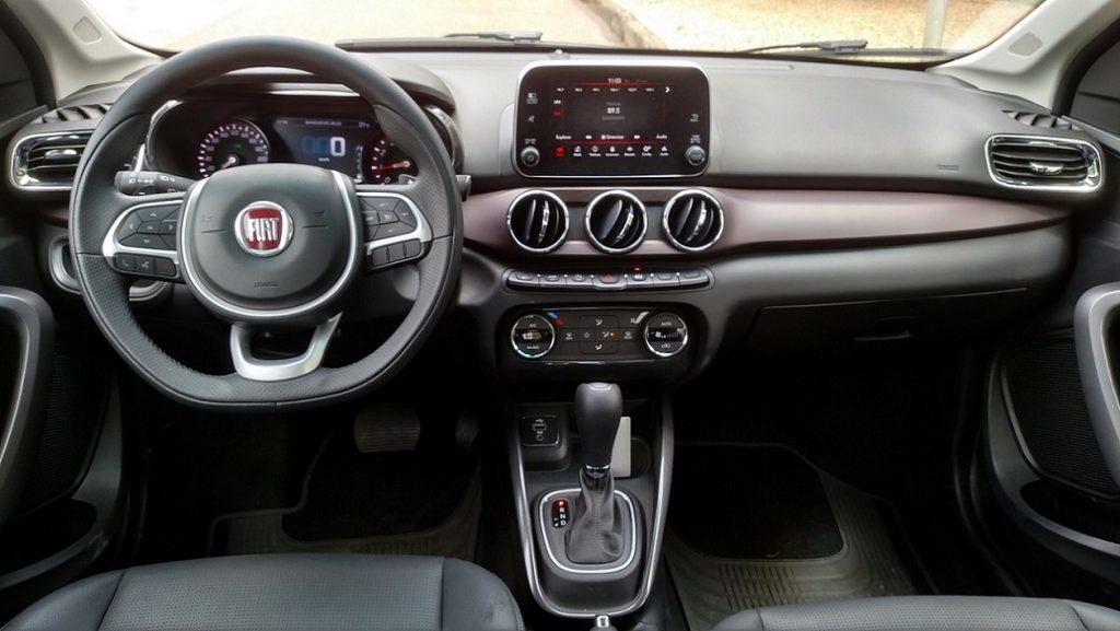 Teste - Fiat Cronos 012019 9
