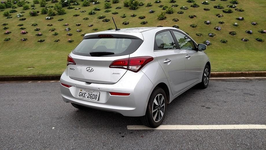 Teste Hyundai HB20 122018 3