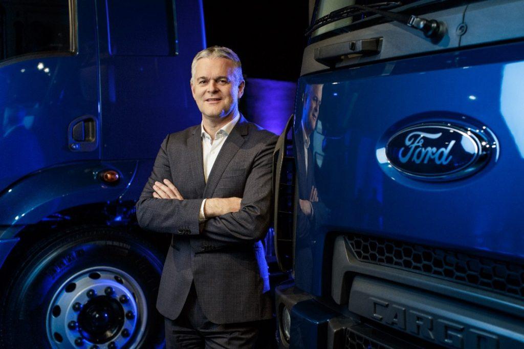 O presidente Lyle Watters, garantiu que a Ford manterá o apoio integral aos consumidores no que se refere a garantias, peças e assistência técnica