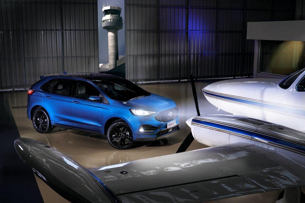 Versão ST faz parte da divisão Ford Performance