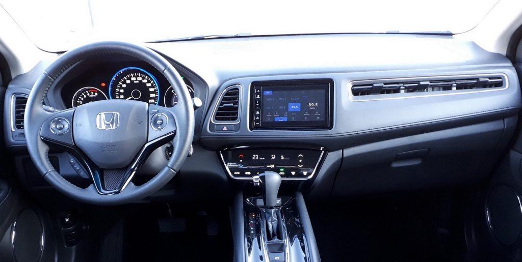 Teste - Honda HRV 5