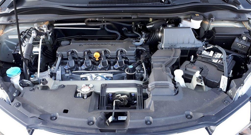 Teste - Honda HRV 7