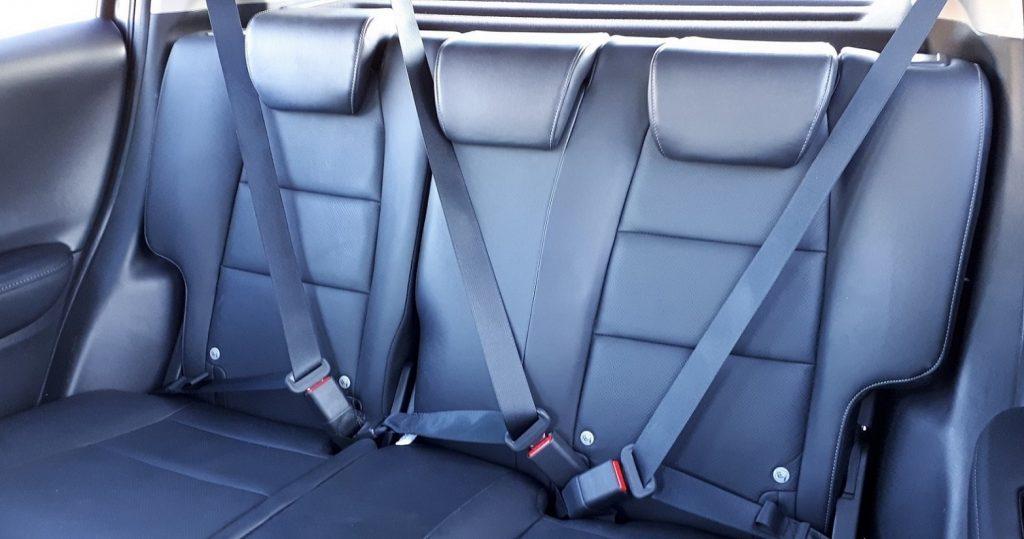 Teste - Honda HRV 8