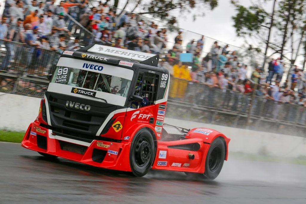 Luiz Lopes é um dos pilotos com motor FPT (Foto: Rodrigo Ruiz)