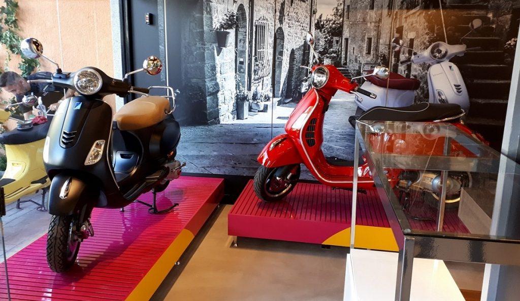 A Mondo Vespa pretende resgatar o espírito cult do scooter presente no imaginário dos brasileiros (Foto: Eduardo Aquino)
