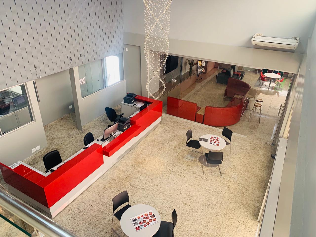 As novas instalações buscam agilizar o atendimento e oferecer conforto para o cliente que for aguardar por um serviço (Foto: Neila Prado)