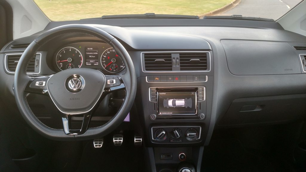 VW Fox Highline 10